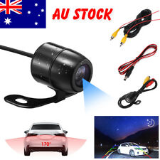 Monitor Car Rear View Camera CCD IR LED Reverse Waterproof Night Vision Kit AU