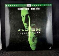 Laserdisc Laser Videodisc - Alien Resurrection