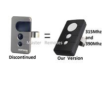 Sears Craftsman 3 Button Garage Door Opener remote transmitter HBW2028 315mhz