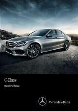 Class C Mercedes-Benz Car Owner & Operator Manuals