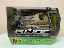 GI Joe The Rise Of COBRA SGT STONE SPEED METAL GRUNT Toys R US Exclusive 3 Pack