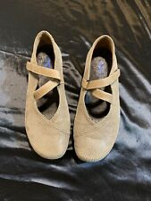 Wolky Passion Mary Jane Z Strap Shoes Womens Copper Shoes Size EU 40 US 9.5