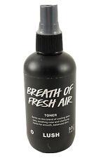 Lush Breath of Fresh Air Toner Water 8.4 fl oz, Use By 2019
