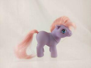 My Little Pony Hasbro G1 Baby Ember Purple w/ Pink Hair