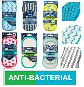 Minky M Cloth Anti Bacterial Bathroom Kitchen Multi Purpose Cleaning Pad Sponge