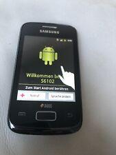 Samsung Galaxy Y S6102 Unlocked Smartphone Dual Sim Very Good Condition