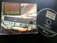 """THE ALL-AMERICAN REJECTS """" THE LAST SONG """" 4 TRACK CD SINGLE"""