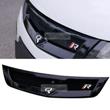 Front Radiator Hood Emblem Grille Unpainted for KIA 2010-2013 Cerato Forte Koup