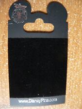 100 Lot Disney Pin Backer Cards Plastic & Felt / Velvet - Pins Back Card Trading