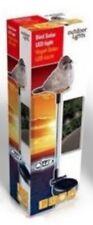TUTEUR PLANTE LAMPE SOLAIRE DECORATION JARDIN LED OISEAUX DECO BASSIN NEUF 40