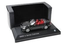 1:43 iscale BMW 4er 435i CABRIO BLACK SP spacciatori NEW in Premium-MODELCARS
