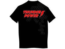 Thunder Power T-Shirt-potencia para ganar - 3XL