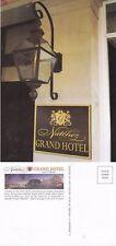 NATCHEZ GRAND HOTEL MISSISSIPPI UNITED STATES UNUSED COLOUR POSTCARD