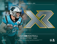 2020 Panini XR NFL Football One 1 Hobby Box Random Team Break #3 READ