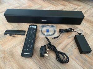 Bose Solo 5 TV Surround Soundbar (With Bose Wall Bracket)