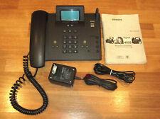VINTAGE TELEFON inkl. WIRELESS DECT BASIS SIEMENS GIGASET 4035