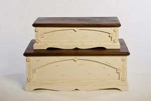 Blanket Boxes Set of Two