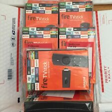 🔥Amazon TV Fire Stick 2nd Gen w Alexa Voice Remote + Kodi 17.6 NEWEST🔥