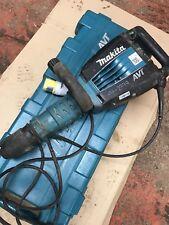 Makita Breaker HM1214C Concrete Breaker Demolition Hammer SDS Max 110v Gwo