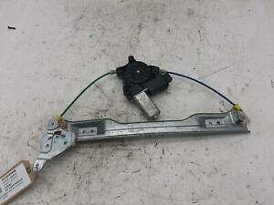 2011 VAUXHALL CORSA D O/S Drivers Right Front Door Window Motor Regulator