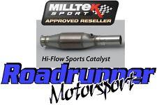 Milltek Clio 197 2.0 16 V Gato De Deportes De Escape De Acero Inoxidable SSXRN301 de 200 celdas