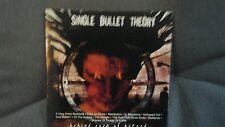 SINGLE BULLET THEORY - BEHIND EYES OF HATRED. PROMO CD CRASH MUSIC