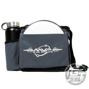 MVP Disc Sports CELL V2 Starter Disc Golf Bag Holds 10+ Discs - PICK YOUR COLOR