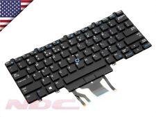 NEW Dell Latitude E5450/E5470/5480/5490 2-P US ENGLISH Backlit Keyboard - 04VMV0