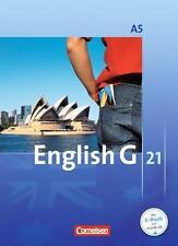English G 21. Ausgabe A 5. Schülerbuch von Laurence Harger, Susan Abbey