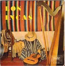 "LOS INCAS ""CARNAVALITO"" LATIN 60'S EP TYPIC 405"