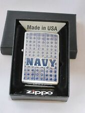 ZIPPO NAVY US Army Airforce USMC vmf-214 MARINES VIETNAM Navy WWII wk2 OVP