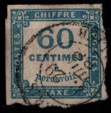 TIMBRE TAXE 9, Oblitéré, Cote 150 € / Lot Classique France