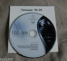 NEW Farscape Season 3 Disc 4 Replacement DVD, 15th Anniversary Edition free ship