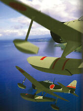 IJN MITSUBISH A6M ZERO Japanese Navy Fighter 3D CG 36 Pictorial Book with DVD!