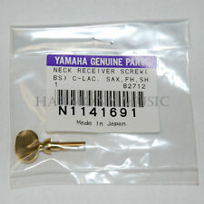 Yamaha Sax Neck Receiver Screw - Saxophone / Flugelhorn / Euphonium / Sousaphone