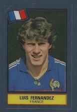 PANINI FOOTBALL SUPERSTARS 1984 -FRANCE-LUIS FERNANDEZ