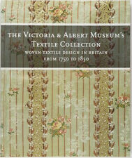 Antique Woven Textiles in Victoria & Albert Museum -Velvet Silk Damask +More