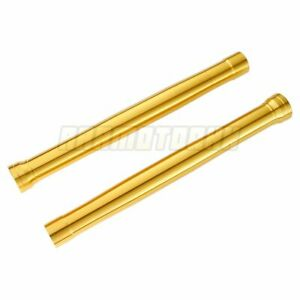 Front Outer Fork Tubes For Yamaha MT09 2018-2020 540mm Gold Fork Pipe 2015 2016