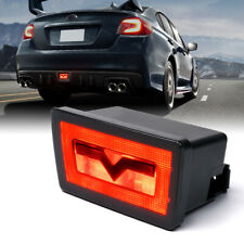 Xprite Third Rear LED Brake Light Running Reverse for 2011-2020 Subaru WRX/STI