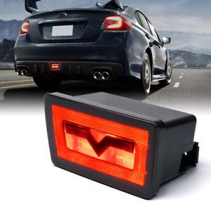 Xprite Third Rear LED Brake Light Running Reverse for 2011-2020 Subaru WRX/STI
