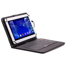 "iRULU 10.1"" Android 5.1 Dual Camera Bluetooth 8GB Tablet PC Bundle 10"" Keyboard"