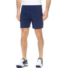 Pantalones cortos de deporte de hombre azul