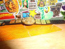 WWE Jakks World Heavyweight Title Belt Championship WCW ECW RARE TNA ROH NXT