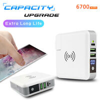 For Samsung Galaxy Note 10 Plus/S10 Qi Wireless Fast Charger Power Bank Battey