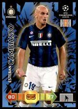 Panini Adrenalyn XL Champions League 2010/2011 Inter Milan Esteban Cambiasso