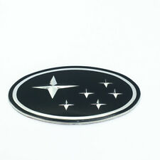 Black Star Cluster Front Grill  Emblem Badge Fits  S-u - au 03-05 Free Shipping