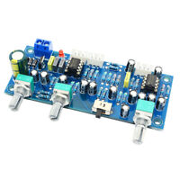 2.1 Channel Subwoofer Preamp Board Low Pass Filter Pre-Amp Amplifier Board N M2L