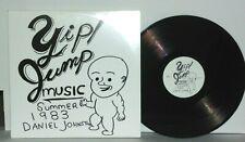 Daniel Johnston Vinyl Yip Jump Music LP Summer 1983 2007 EYE113 Emo Plays Well