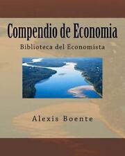 Compendio de Economia by Alexis Boente (2012, Paperback)