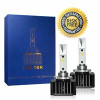 D8S D8R LED Phares Conversion Kit 6000K White Remplacer les lampes HID Xenon